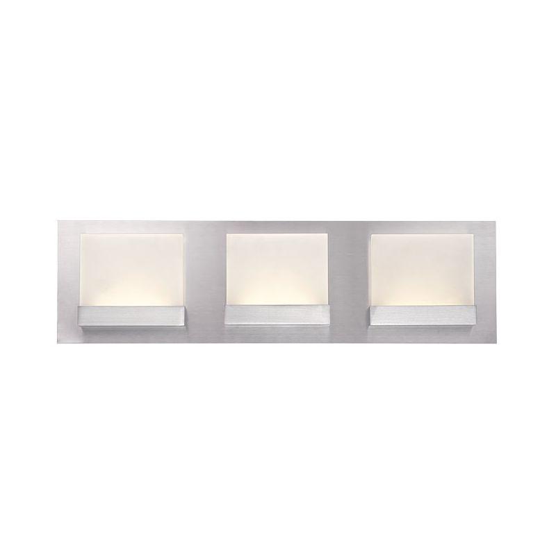 Eurofase Lighting 28024 Harmen 3 Light LED Bathroom Vanity Fixture