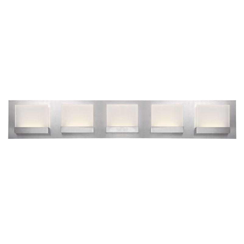 Eurofase Lighting 28026 Harmen 5 Light LED Bathroom Vanity Fixture