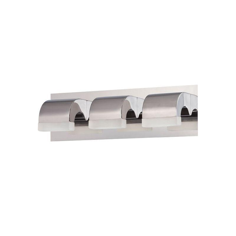 Eurofase Lighting 28097 Newport 3 Light LED Bathroom Vanity Fixture