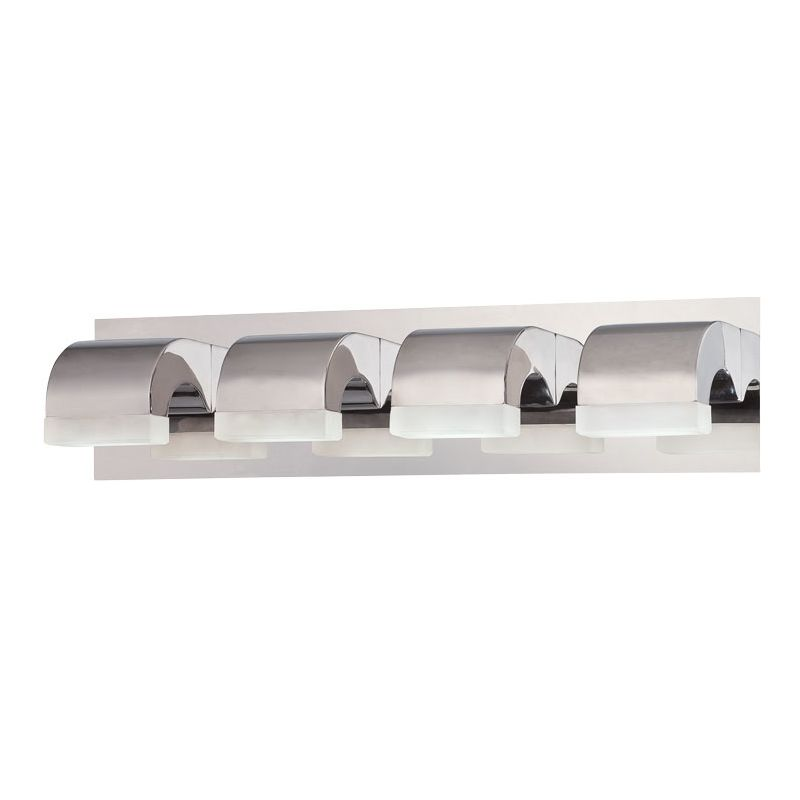 Eurofase Lighting 28098 Newport 4 Light LED Bathroom Vanity Fixture