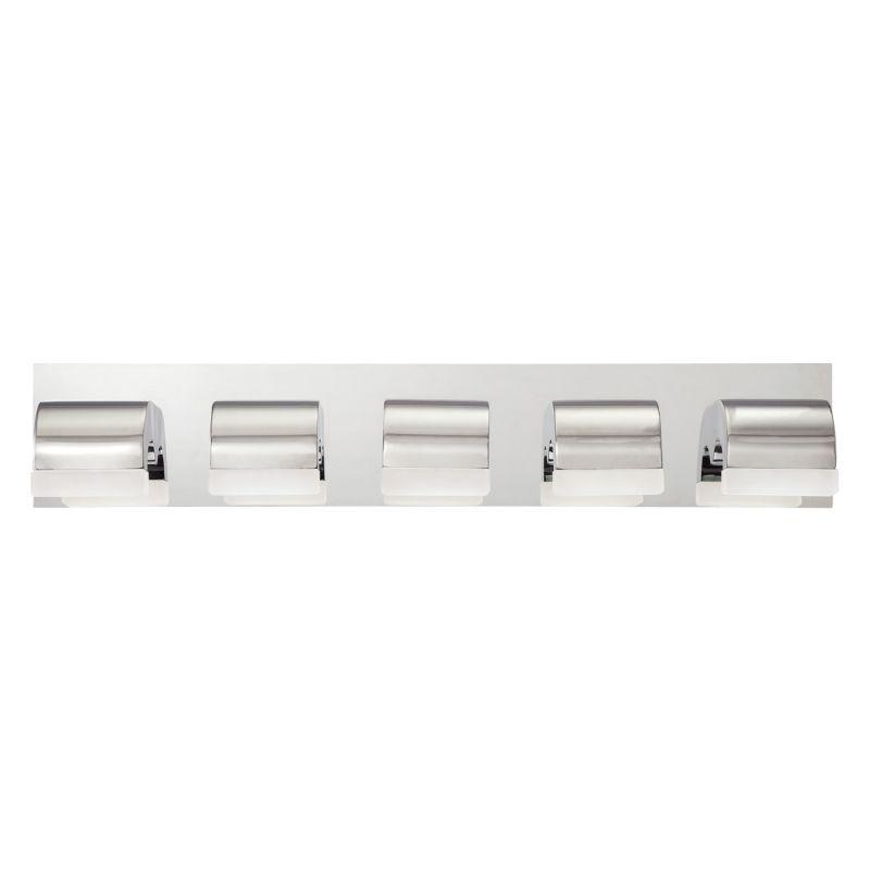 Eurofase Lighting 28099 Newport 5 Light LED Bathroom Vanity Fixture