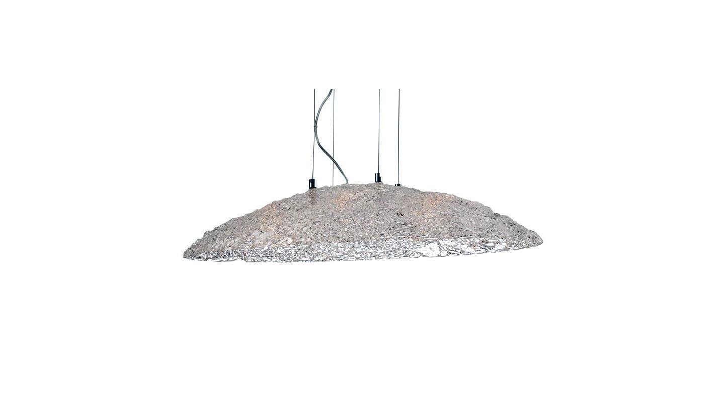 Eurofase Lighting 28144 Caramico 6 Light Pendant Chrome Indoor