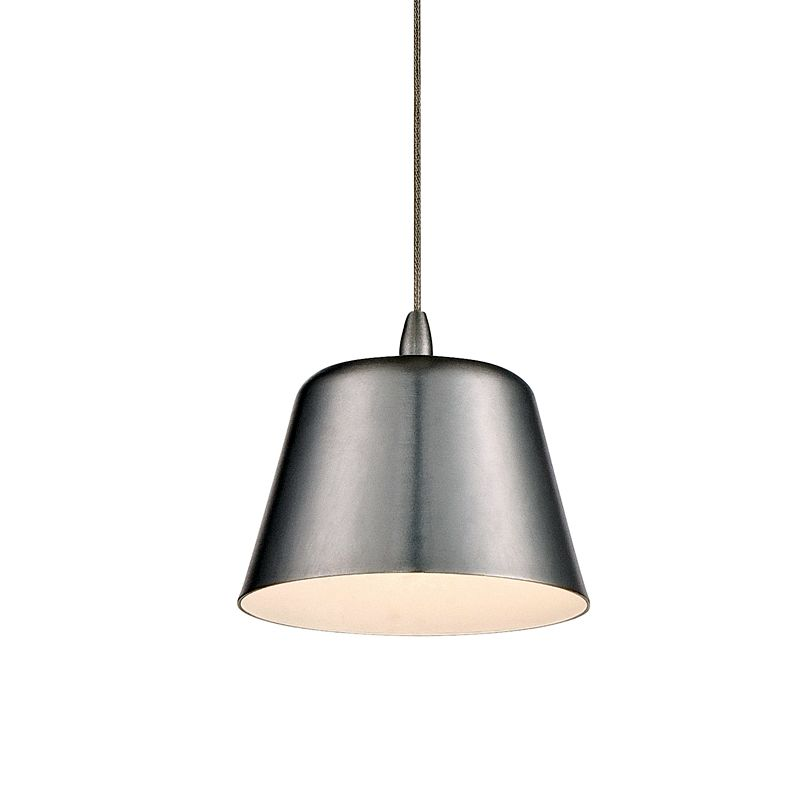 Eurofase Lighting 28237 Bowes 1 Light LED Pendant Aluminum Indoor