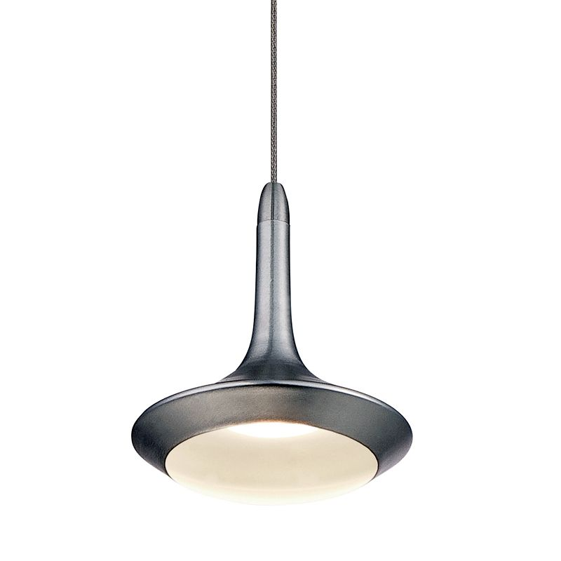 Eurofase Lighting 28238 Knoll 1 Light LED Pendant Aluminum Indoor
