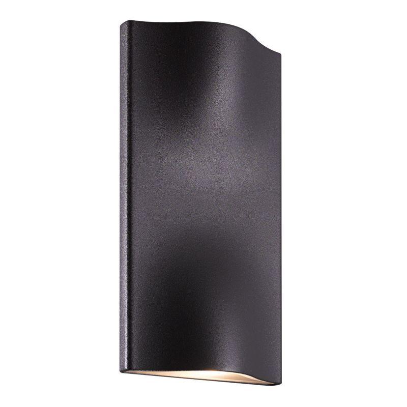 Eurofase Lighting 28278 Haven 2 Light LED Outdoor Wall Sconce Dark