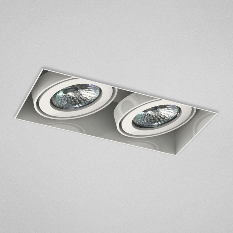 Eurofase Lighting TE212 Trimless Multi Recessed 2 Light White Recessed