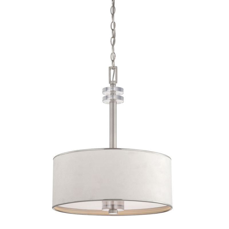 Eurofase Lighting 15331-042 Satin Nickel Contemporary Savvy Pendant