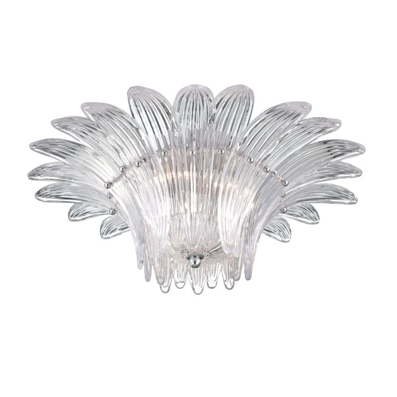 Eurofase Lighting 22940 Fiore 3 Light Flush Mount Ceiling Fixture