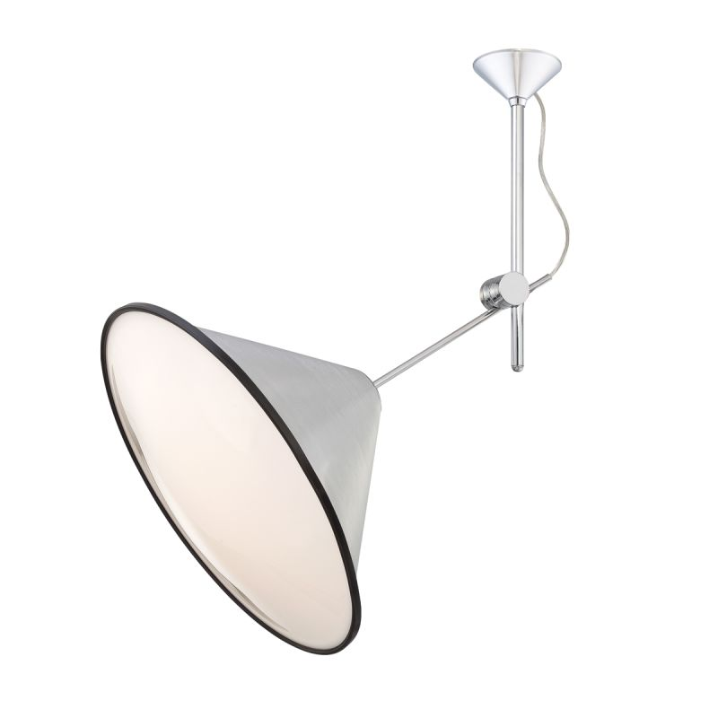 Eurofase Lighting 22975 Manera 1 Light Pendant with Adjustable Arm