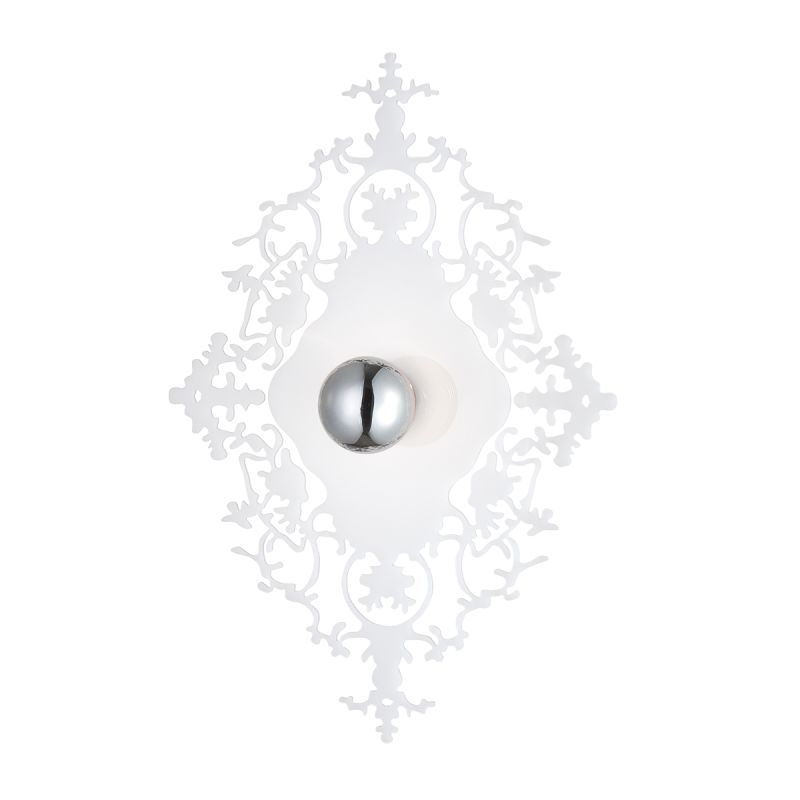 Eurofase Lighting 22982 Royal 1 Light Wall Sconce with Laser Cut