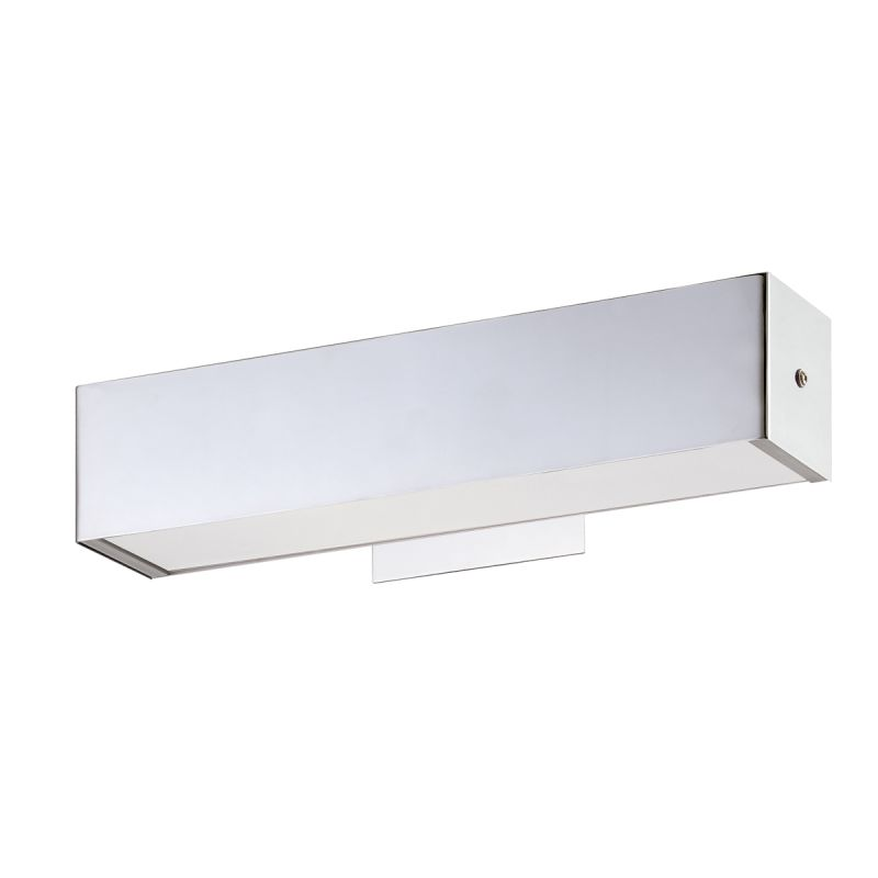 Eurofase Lighting 22988-010 Chrome Contemporary Anello Wall Sconce