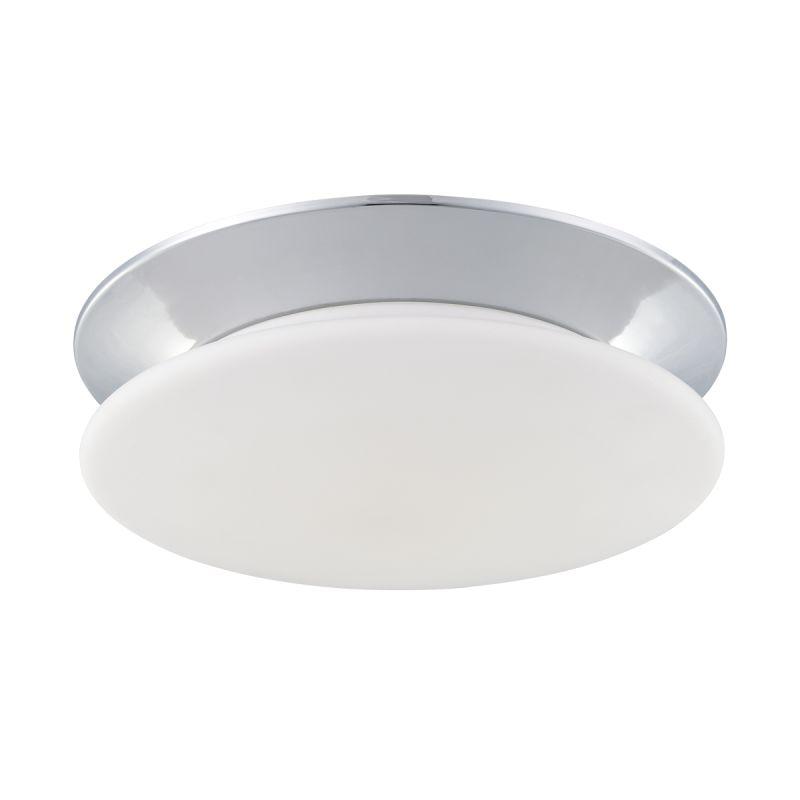 Eurofase Lighting 23023-017 Chrome Contemporary Motion Ceiling Light