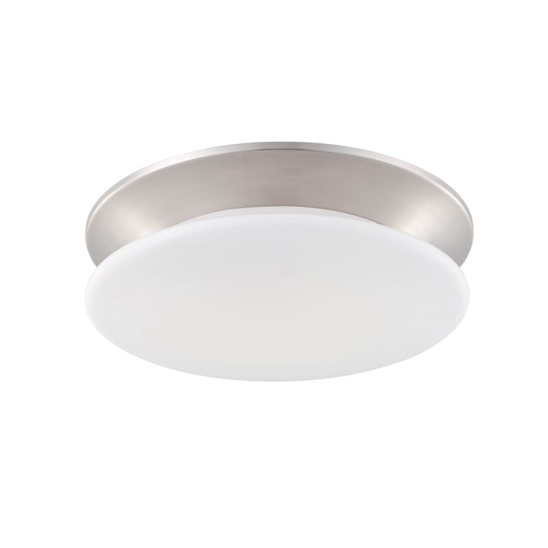 Eurofase Lighting 23023-024 Nickel Contemporary Motion Ceiling Light