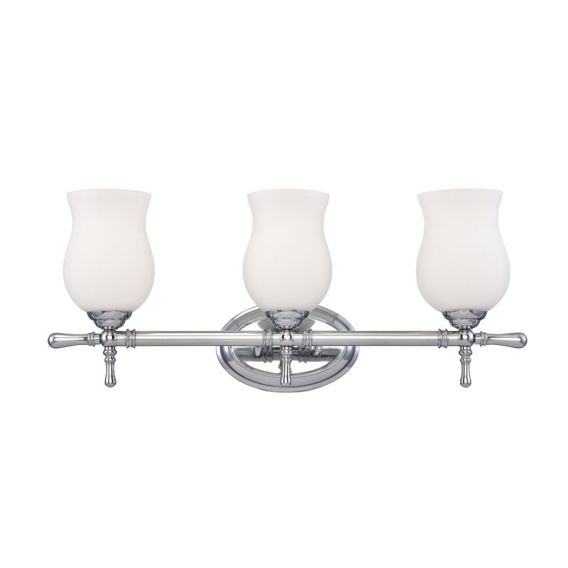 Eurofase Lighting 23037 Regency 3 Light Bathroom Fixture with Bell Sale $196.00 ITEM: bci1956796 ID#:23037-014 :