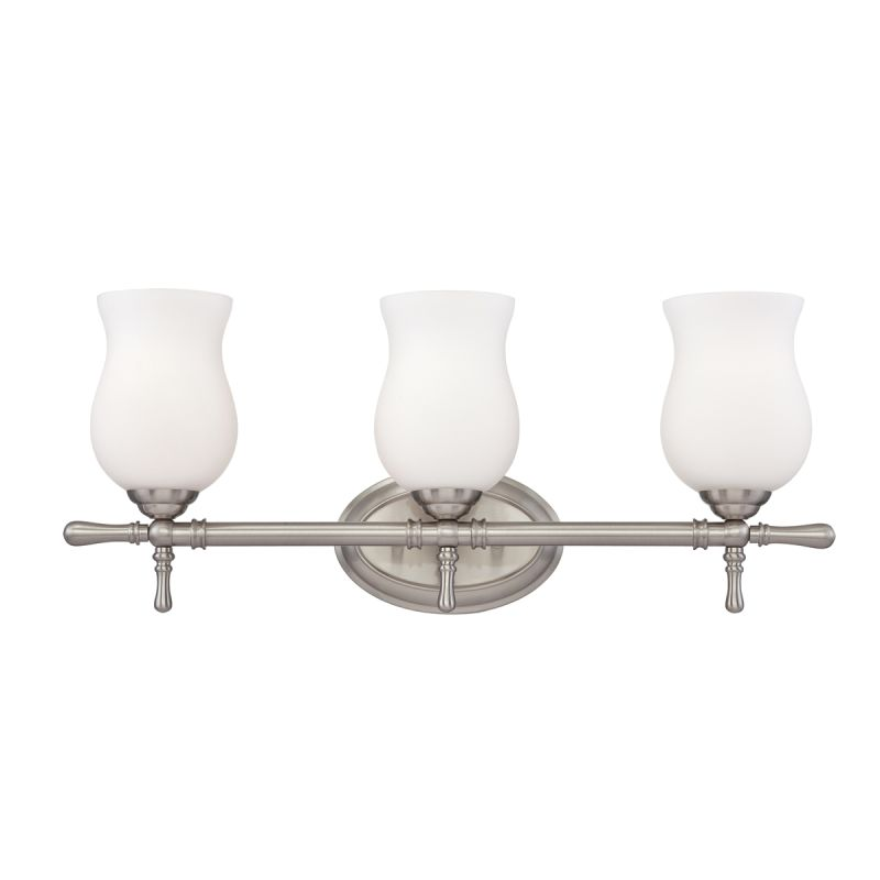 Eurofase Lighting 23037 Regency 3 Light Bathroom Fixture with Bell Sale $196.00 ITEM: bci1956797 ID#:23037-021 :