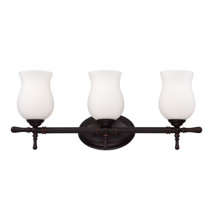 Eurofase Lighting 23037 Regency 3 Light Bathroom Fixture with Bell Sale $196.00 ITEM: bci1956798 ID#:23037-038 :