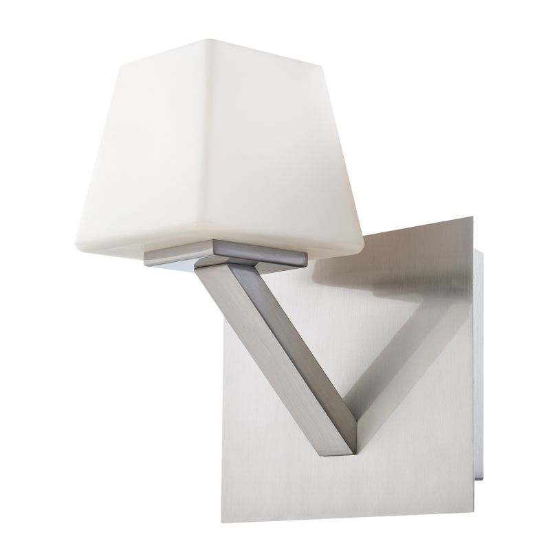 Eurofase Lighting 23041 Anglo 1 Light Wall Sconce with Tapered Cube