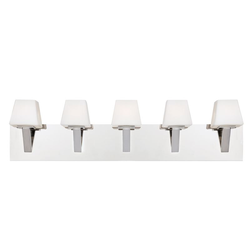 Eurofase Lighting 23044 Anglo 5 Light Bathroom Fixture with Tapered Sale $392.00 ITEM: bci1956808 ID#:23044-012 :