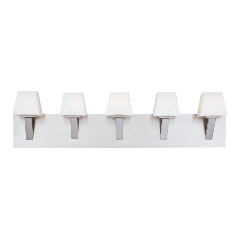 Eurofase Lighting 23044 Anglo 5 Light Bathroom Fixture with Tapered Sale $392.00 ITEM: bci1956809 ID#:23044-029 :