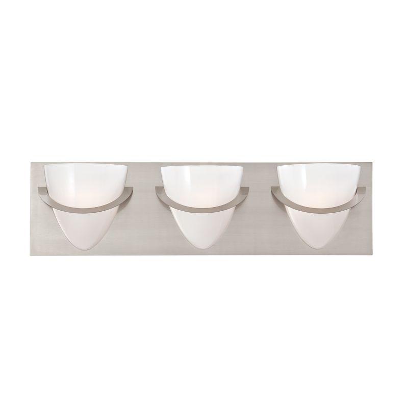 Eurofase Lighting 23046 Forma 3 Light Bathroom Fixture with Opal White Sale $196.00 ITEM: bci1956813 ID#:23046-023 :