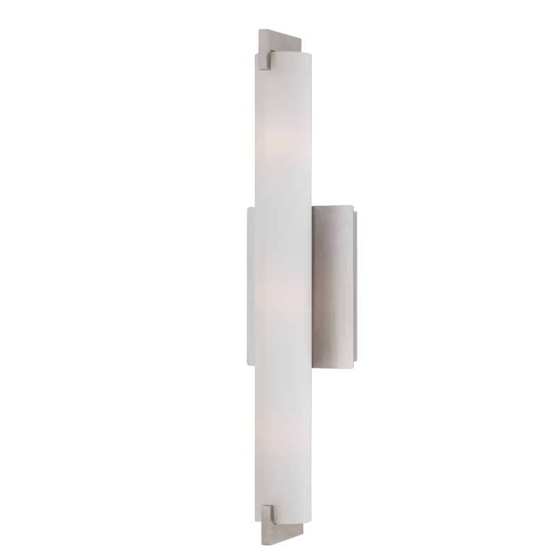 Eurofase Lighting 23272-026 Nickel Contemporary Zuma Wall Sconce