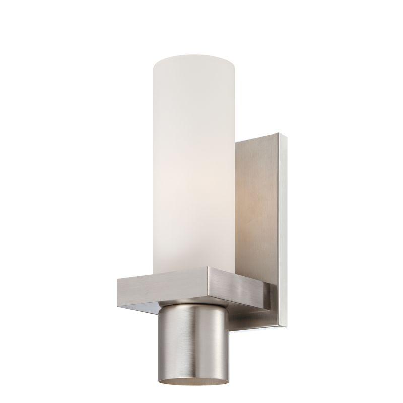 Eurofase Lighting 23277-021 Nickel Contemporary Pillar Wall Sconce