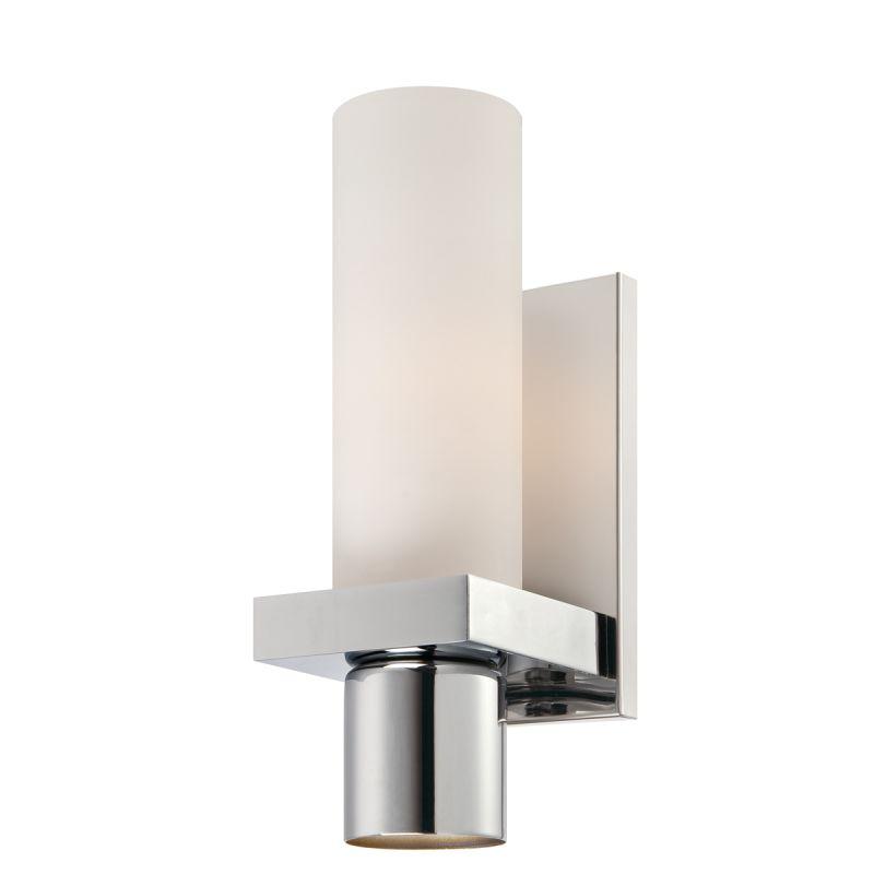 Eurofase Lighting 23277-038 Chrome Contemporary Pillar Wall Sconce