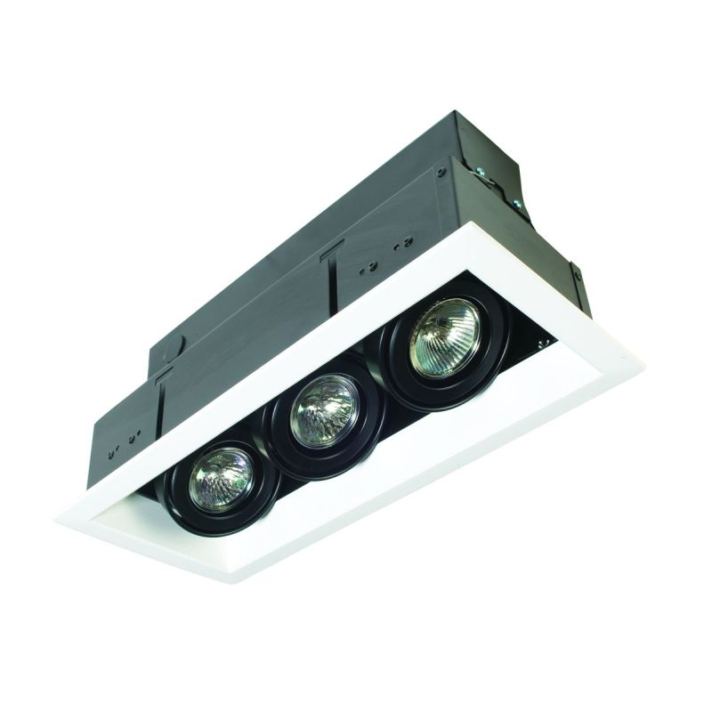 "Eurofase Lighting TE113TR 3 Light 15"" Rectangle Adjustable Recessed"