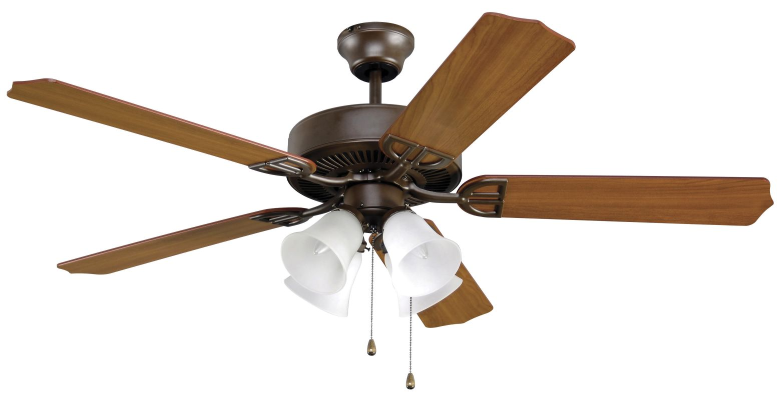 "Fanimation Aire Decor 215 52"" 5 Blade FanSync Compatible Ceiling Fan -"