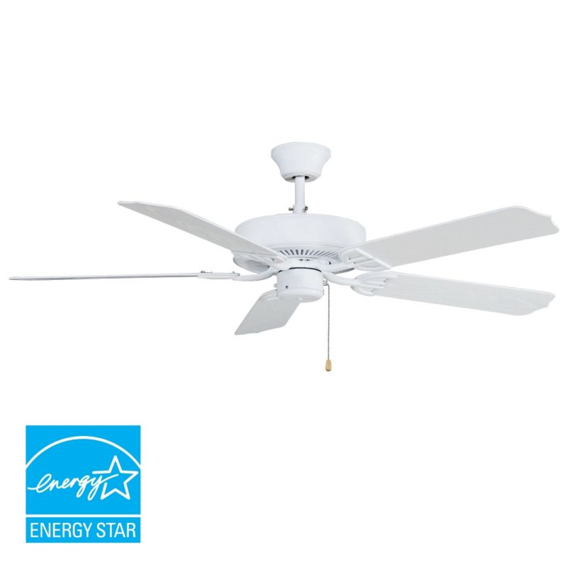 "Fanimation Aire Decor 230 52"" 5 Blade FanSync Compatible Energy Star"