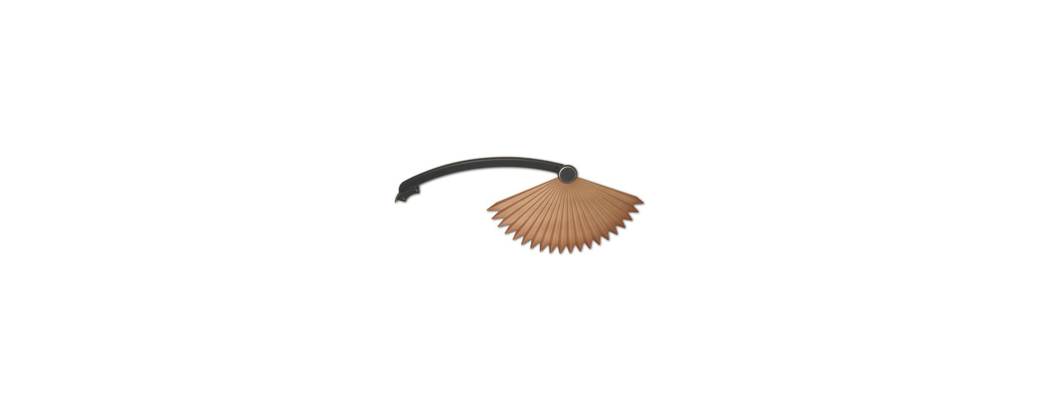 """Fanimation BPW5240 22"""" Chinese Palm Blades for 52"""" Ceiling Fans - Set"""