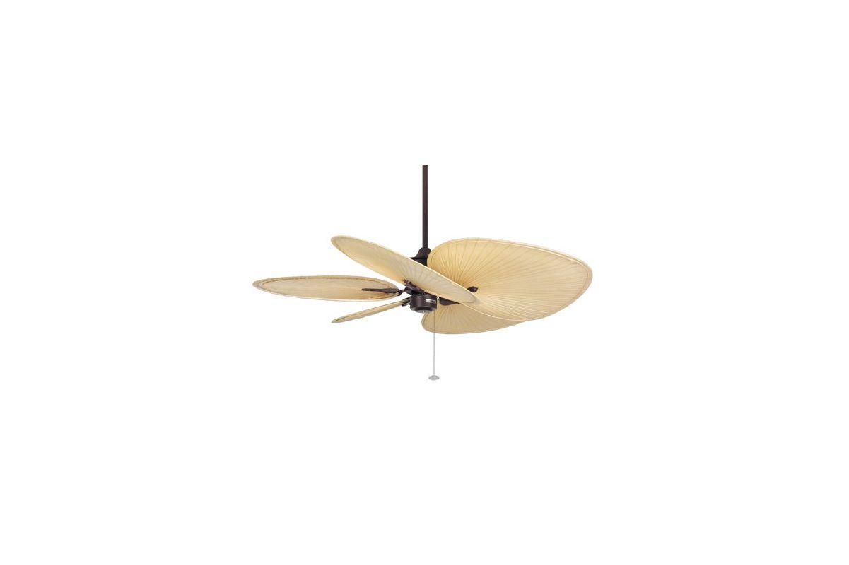 "Fanimation FP320-ISP1 Islander 52"" 5 Blade Ceiling Fan - Natural Palm"