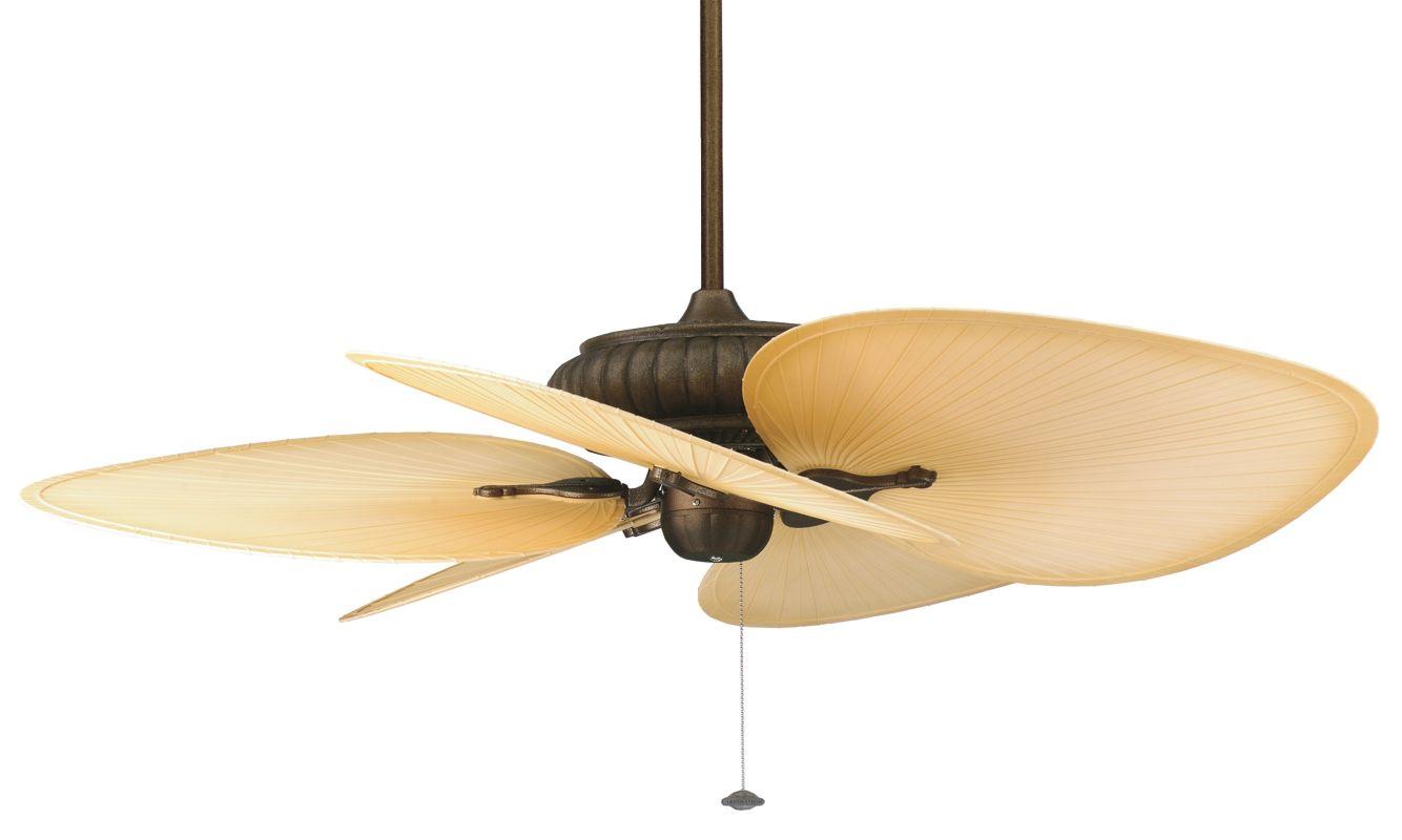 "Fanimation FP4320-BPP1TN Belleria 52"" 5 Blade Outdoor Ceiling Fan -"