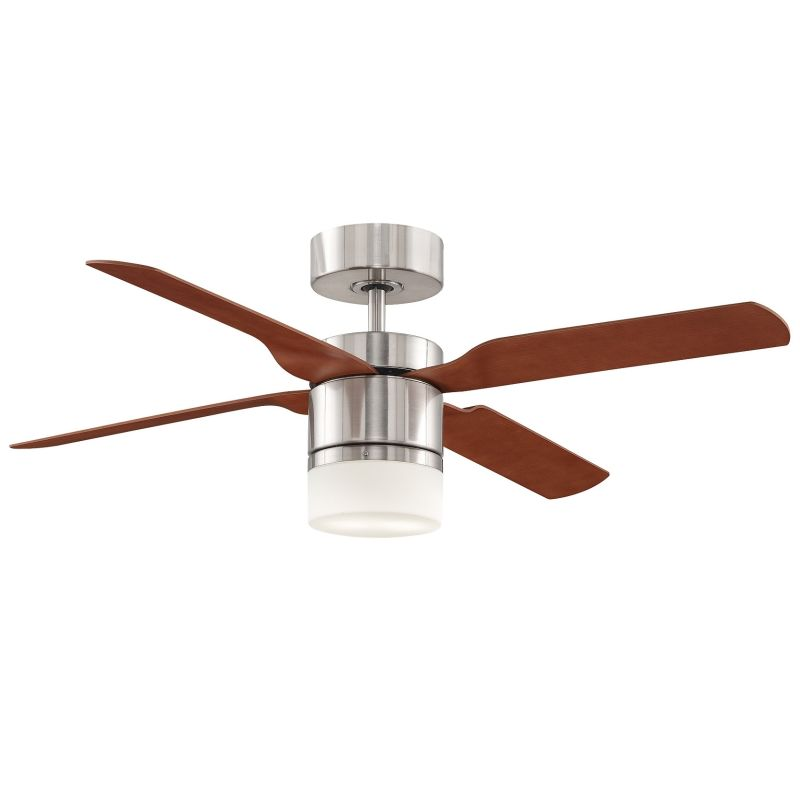 Fanimation Fp8008bn Brushed Nickel 52 Quot 4 3 Or 2 Blade