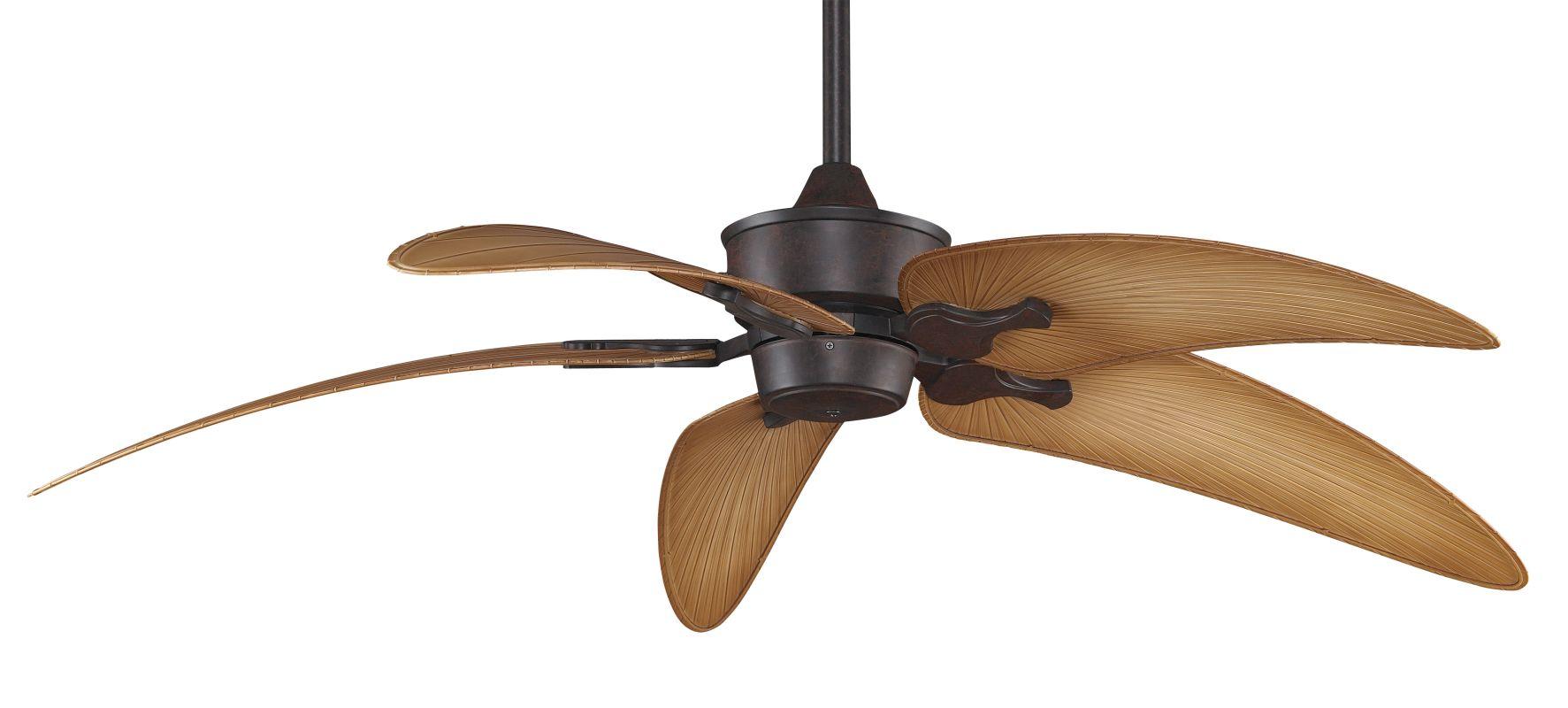 """Fanimation MAD3250-BPW6090DNA Islander 60"""" 5 Blade DC Ceiling Fan -"""