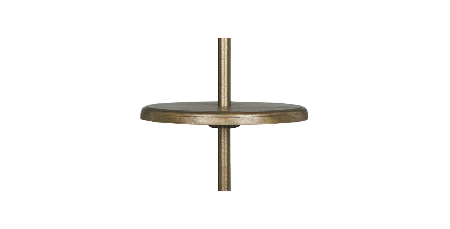 Fanimation TA92 Table Accessory for Torrento Post Fans Aged Bronze