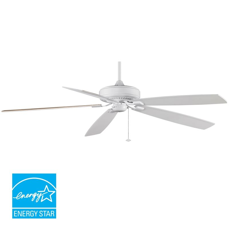 "Fanimation Edgewood Supreme 72"" 5 Blade FanSync Compatible Energy Star Sale $344.95 ITEM: bci2444257 ID#:TF721WH UPC: 840506056817 :"