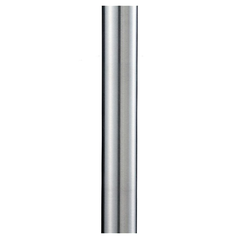 Feiss 7POST 7 Foot Direct Burial Post Brushed Aluminum Outdoor