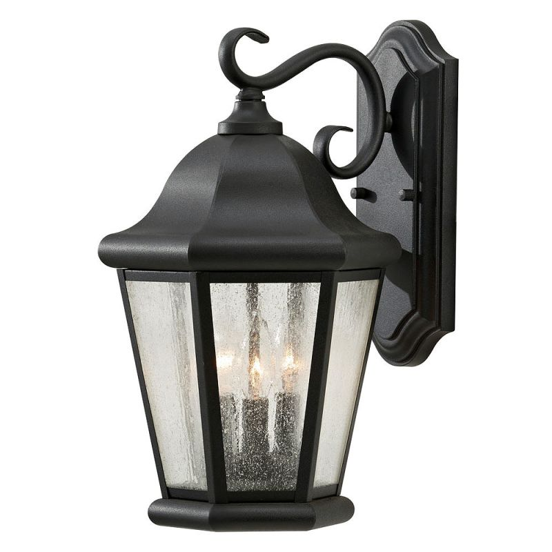"Feiss OL5902 Martinsville 17"" 3 Light Outdoor Lantern Wall Sconce"