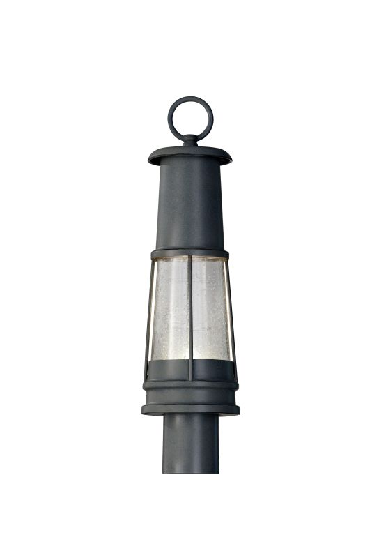"Feiss OL8207 Chelsea Harbor 22"" LED Outdoor Post Lantern Storm Cloud"