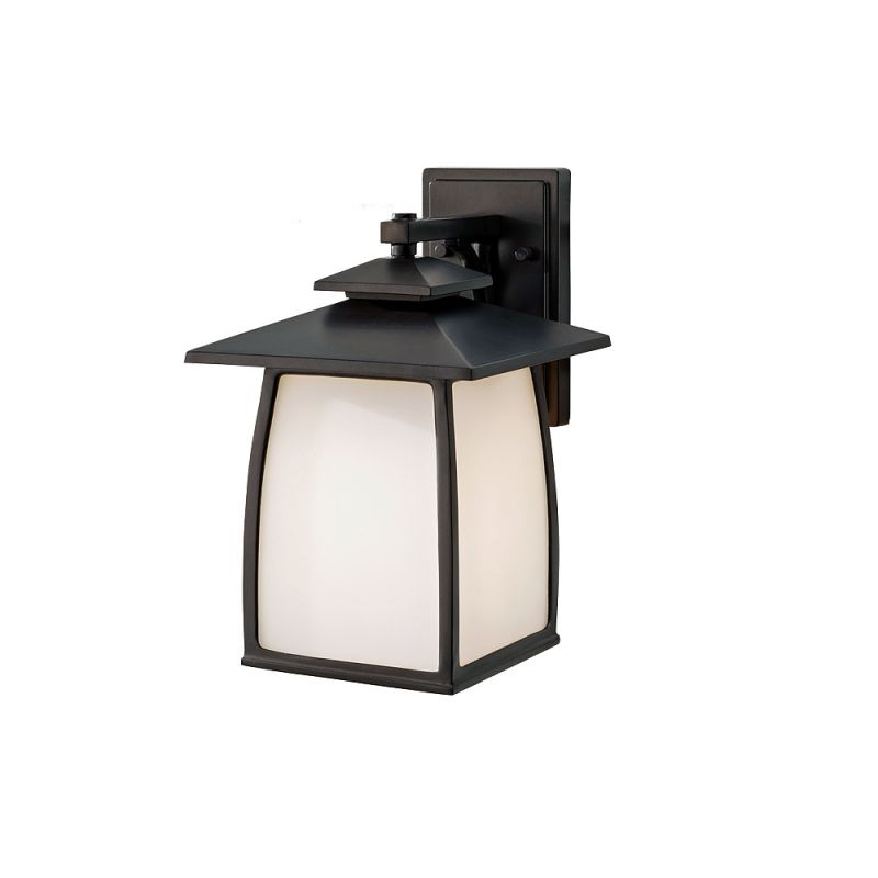 Feiss OL8502-LED Wright House 1 Light LED Outdoor Wall Sconce Oil