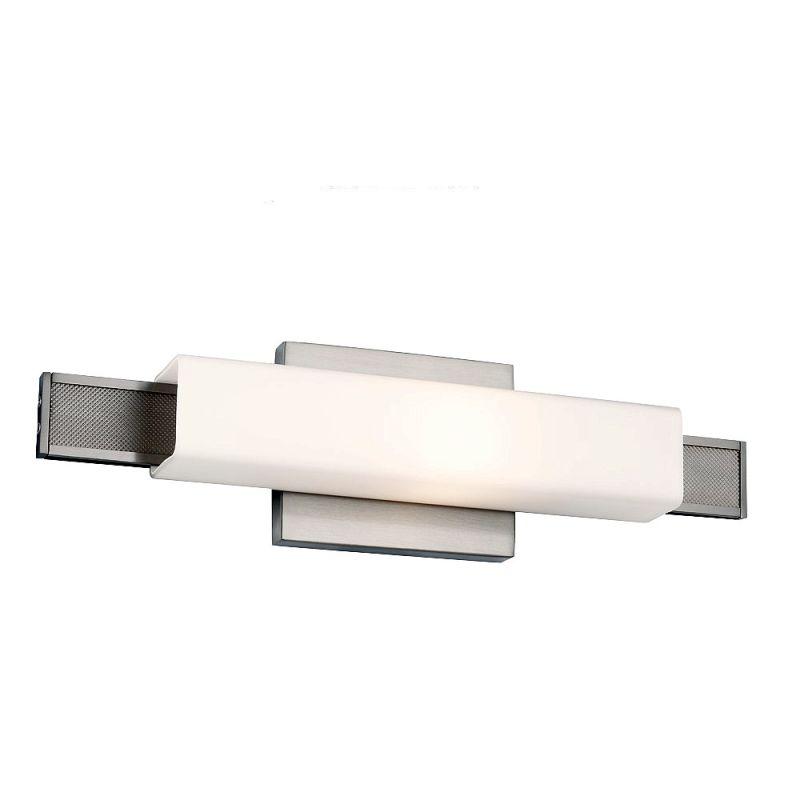Feiss WB1731 Talia 1 Light Reversible ADA Bathroom Bath Bar Brushed