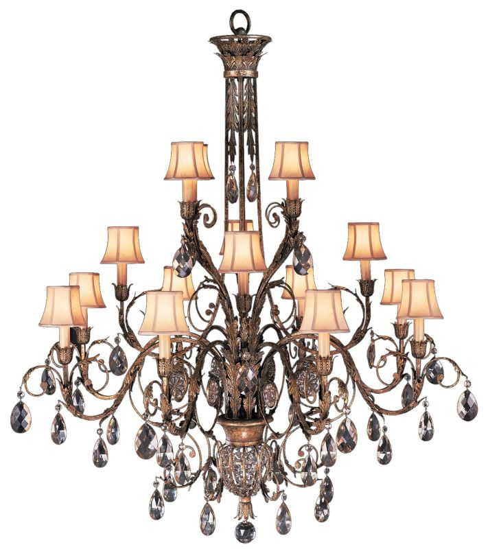 Fine Art Lamps 136740ST A Midsummer Night´s Dream Sixteen-Light Sale $11592.00 ITEM: bci2257922 ID#:136740ST :