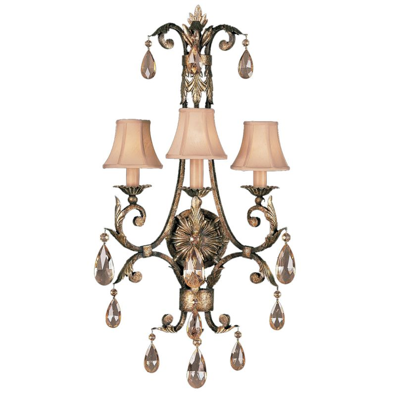Fine Art Lamps 162150ST A Midsummer Night´s Dream Three-Light Wall Sale $2047.50 ITEM: bci2257944 ID#:162150ST :