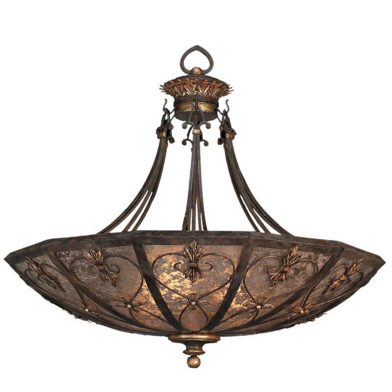"Fine Art Lamps 179942ST Villa 1919 43"" Diameter Three-Light Bowl Sale $5061.00 ITEM: bci2257963 ID#:179942ST :"