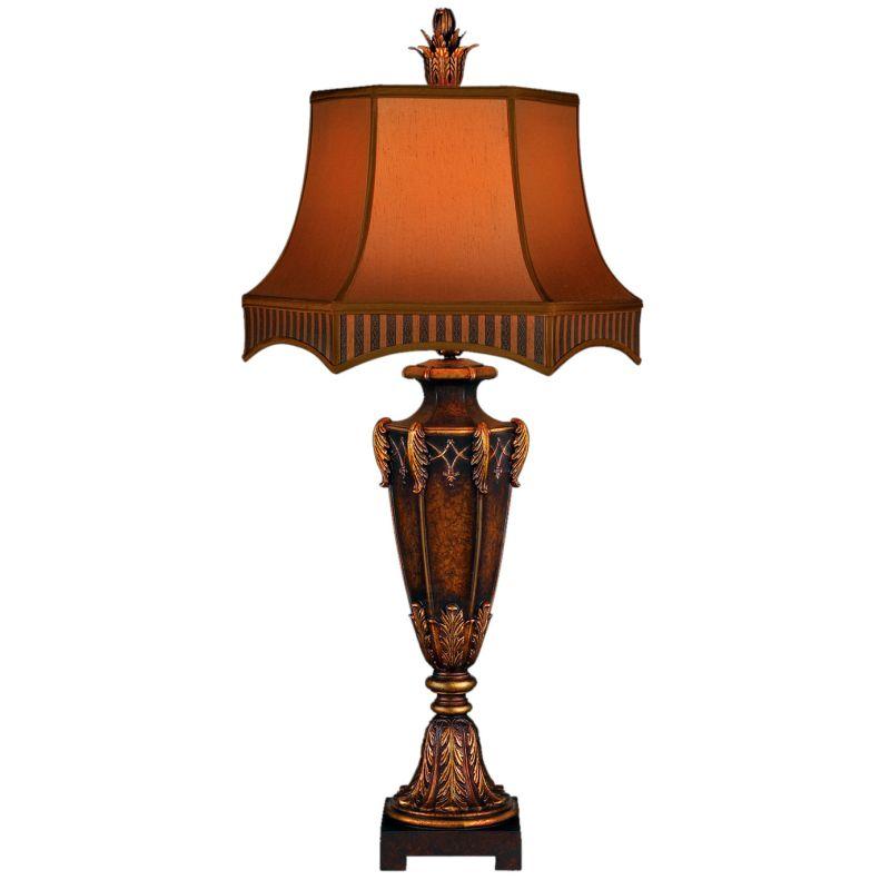 Fine Art Lamps 305410ST Brighton Pavillion Single-Light Table Lamp