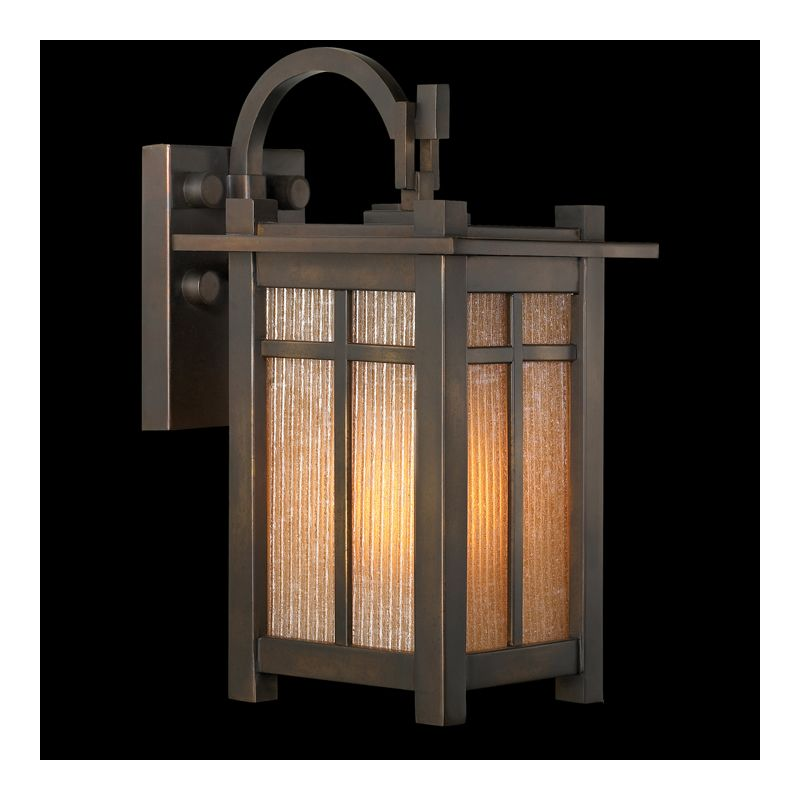Fine Art Lamps 402081ST Capistrano Two-Light Outdoor Wall Sconce Warm