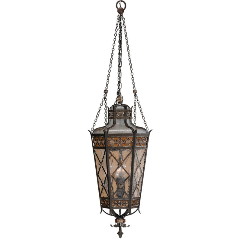 Fine Art Lamps 402582ST Chateau Outdoor Four-Light Outdoor Pendant Sale $1344.00 ITEM: bci2258095 ID#:402582ST :