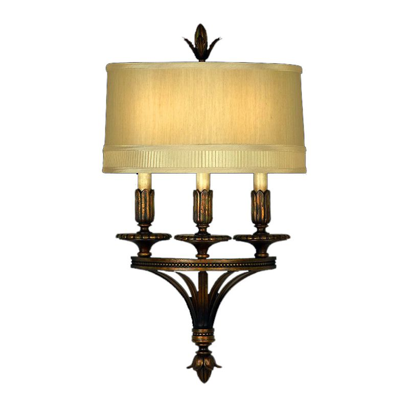 Fine Art Lamps 430850ST Fontana Bella Two-Light Wall Sconce with