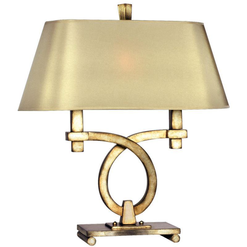 Fine Art Lamps 447110ST Portobello Road Two-Light Table Lamp with
